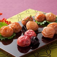 紀州の南高梅 食べくらべセット