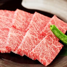 松阪牛バラ焼肉用 900g