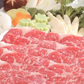 仙台牛 すきやき 肩・バラ 計約700g